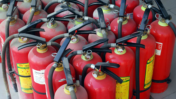 mobile fire extinguisher services huntsville al